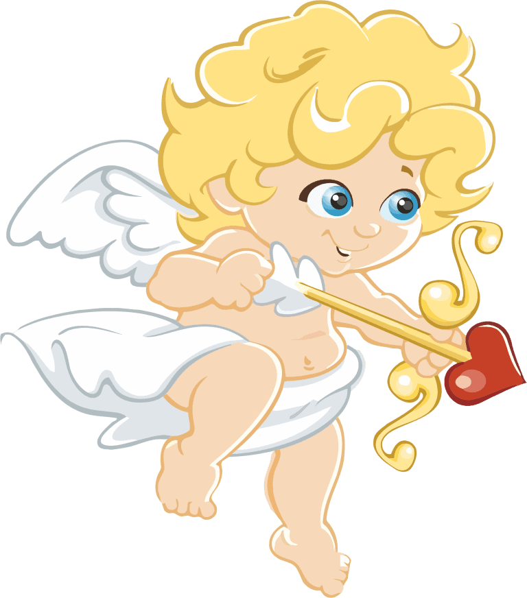 cupid graphic