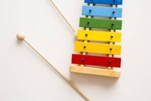 Childrens xylophones