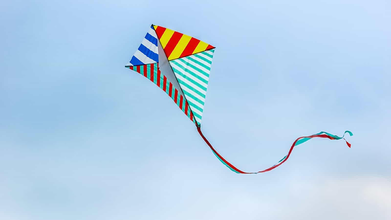 Fly a Kite with Your Kids (and Teach Them a Bit of Engineering)