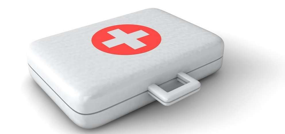 emergency medical kit